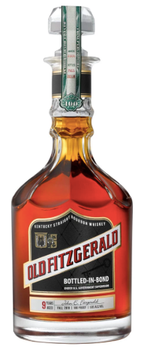 Old Fitzgerald Bottled in Bond 9 Year Fall 2018
