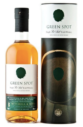 Green Spot Single Pure Pot Still Irish Whiskey