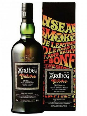 Ardbeg Grooves Limited Edition Single Malt Scotch