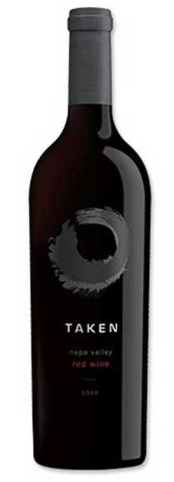 Taken Napa Valley Red Blend 2017
