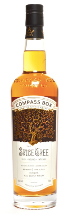 Compass Box Spice Tree Blended Scotch