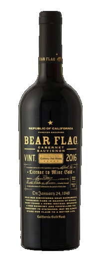 Bear Flag Cabernet 2016