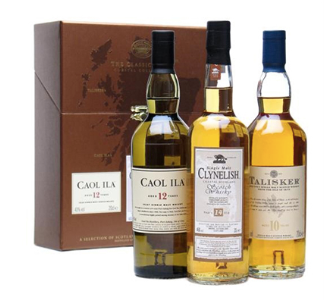 Classic Malts Gold Collection Gift Pack