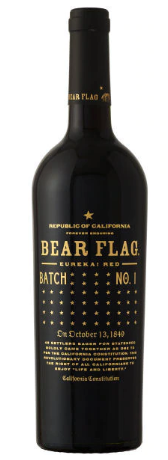 Bear Flag Eureka Red Blend