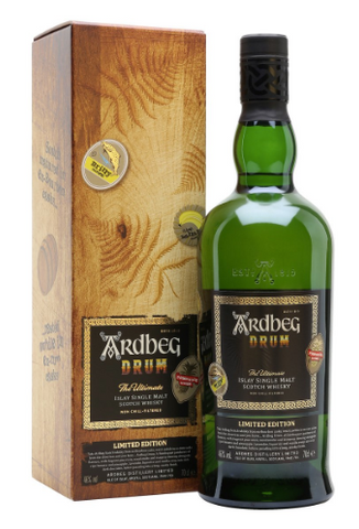 Ardbeg Drum Single Malt Scotch