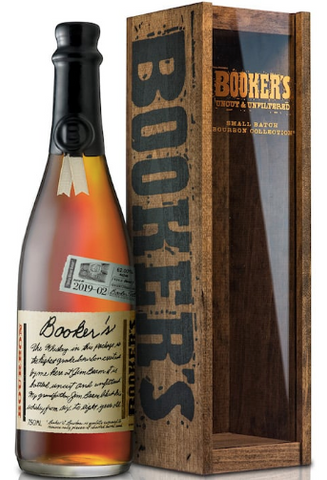 Booker's Bourbon Shiny Barrel