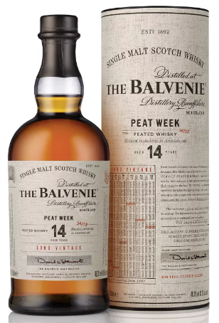 The Balvenie Peat Week 14 Year