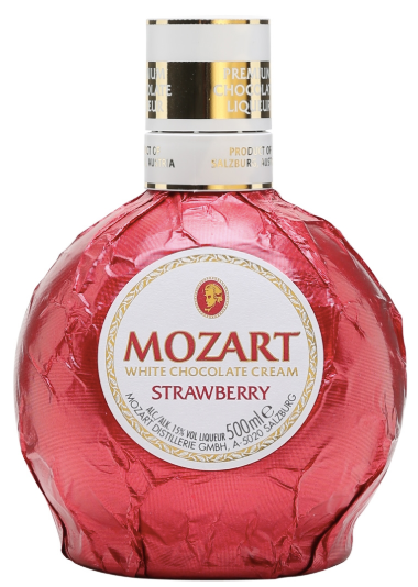 Mozart Strawberry Liqueur