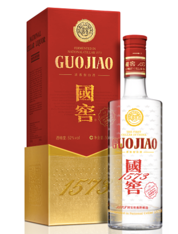 Guo Jiao National Cellar 1573 (375 ml)