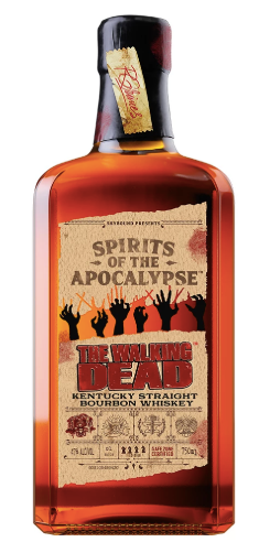 The Walking Dead Kentucky Straight Bourbon