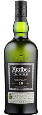 Ardbeg Traigh Bhan 19 Years Old Single Malt Scotch