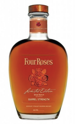 Four Roses Limited Edition Small Batch Barrel Strength