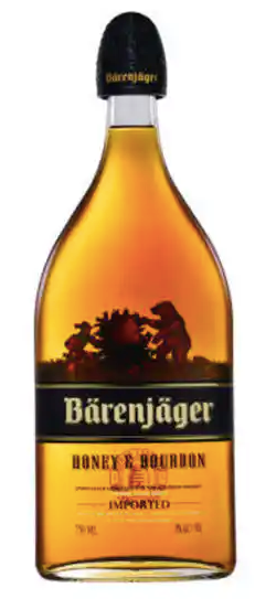 Barenjager Honey Bourbon