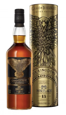 Mortlach 15 Year Old Single Malt Game Of Thrones The Six Kingdoms