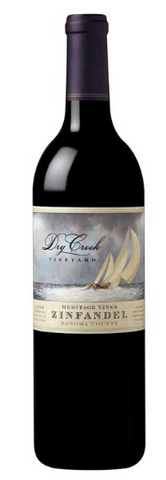 Dry Creek Vineyard Heritage Zinfandel 2018