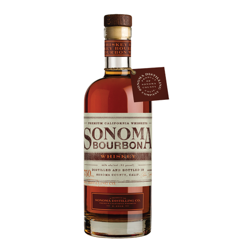 Sonoma County Bourbon Whiskey