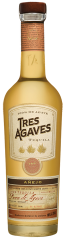 Tres Agaves Anejo Tequila