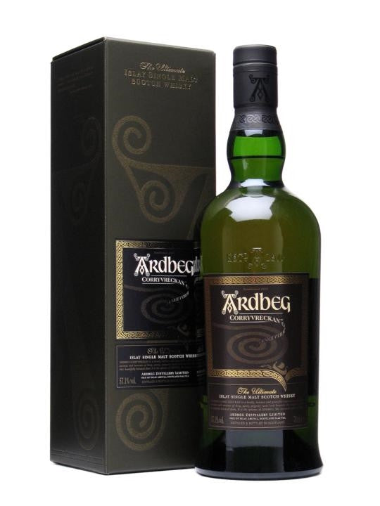 Ardbeg Corryvreckan Islay Single Malt Scotch Whisky - Wine Globe