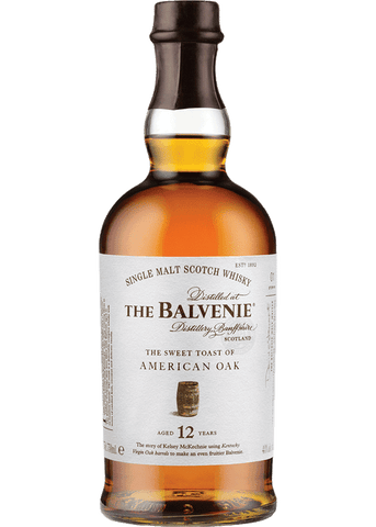 Balvenie 12 Year Toasted Oak
