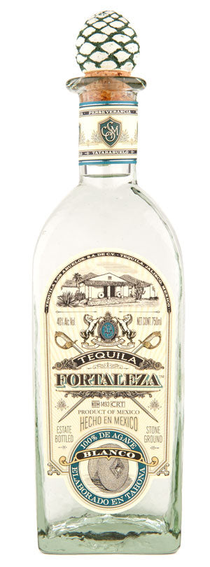 Fortaleza Blanco Still Strength Tequila