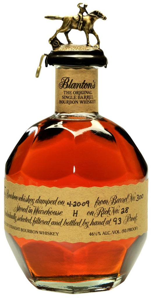 Blanton's Single Barrel Bourbon Whisky - Wine Globe