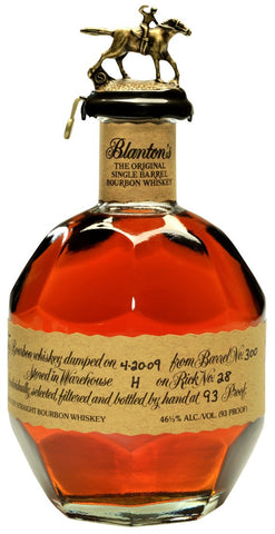 Blanton's Single Barrel Bourbon Whisky