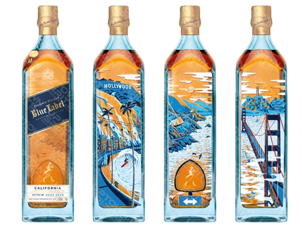 Johnnie Walker California Limited Edition Blue Label