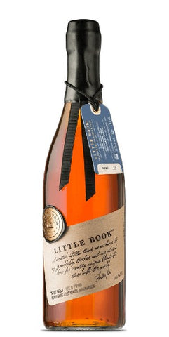 Bookers Little Book Bourbon Whiskey Chapter 04