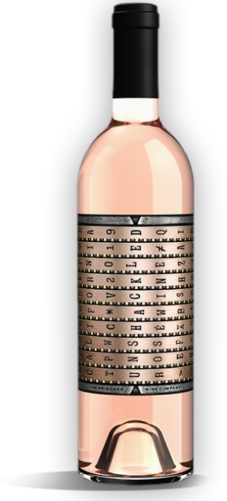 The Prisoner Wine Company Unshackled Rose 2019