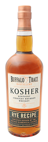 Buffalo Trace Kosher High Rye Bourbon