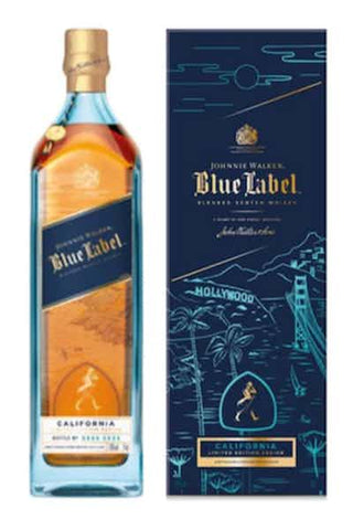 Johnnie Walker Blue Label California Limited Edition