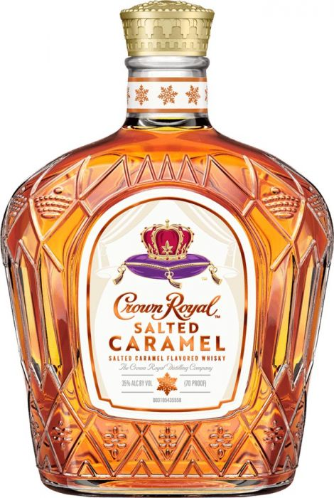 Crown Royal Salted Caramel Whisky