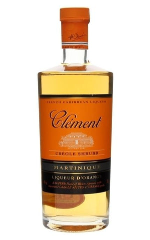 Rhum Clement Creole Shrubb Orange Liqueur