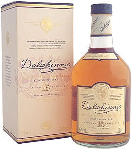 Dalwhinnie Single Malt Scotch 15 yr Speyside
