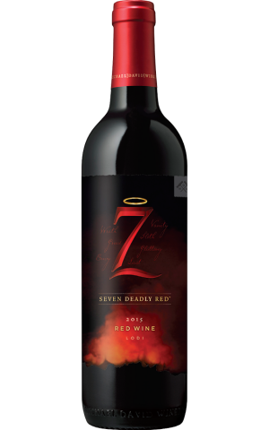 Michael David 7 Deadly Red 2015
