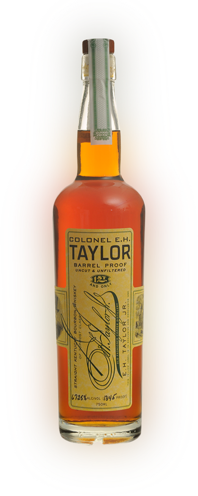 E.H. Taylor Barrel Proof Bourbon(130.3 Proof)