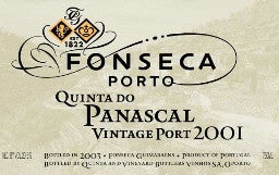 Fonseca Vintage Port Quinta do Panascal 2005