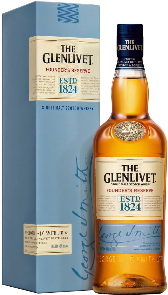Glenlivet Founders Reserve Single Malt Scotch