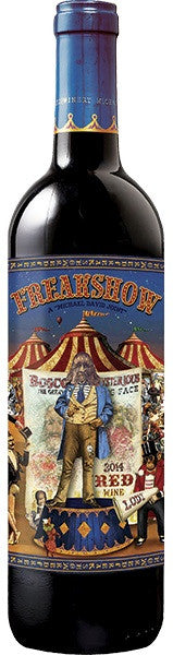 Michael David Freakshow Red Blend 2014 - Wine Globe