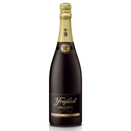 Freixenet Extra Dry Cava Cordon Negro (187ML Small Bottle) - Wine Globe