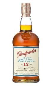 Glenfarclas 12 Year Single Malt Scotch Whiskey