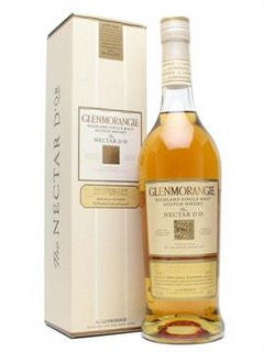 Glenmorangie Nectar d'Or Single Malt Scotch Whiskey Sauternes Cask