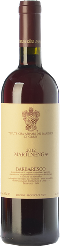 Marchesi di Gresy Barbaresco Martinenga 2014