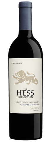 Hess Collection Mount Veeder Cabernet 2014