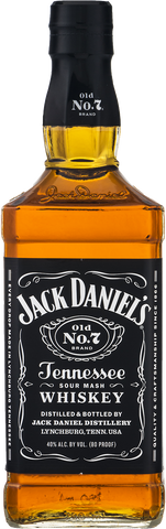 Jack Daniel's No 7 Tennessee Whiskey (custom label available)
