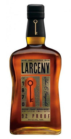 Larceny Kentucky Straight Bourbon - Wine Globe