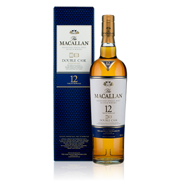 Macallan Single Malt Scotch Double Cask 12 Year - Wine Globe
