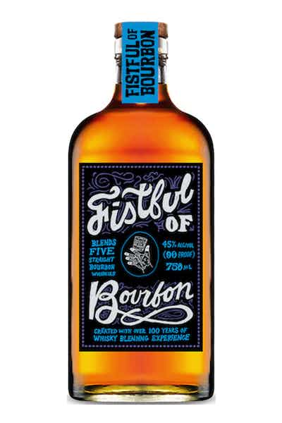 Fistful Of Bourbon Whiskey
