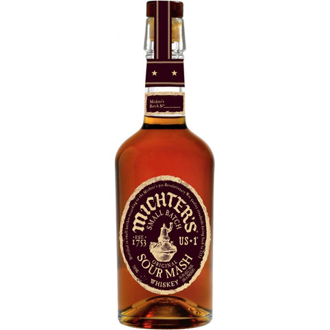 Michter's Sour Mash Bourbon 750ml
