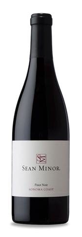 Sean Minor Sonoma Coast Pinot Noir 2016